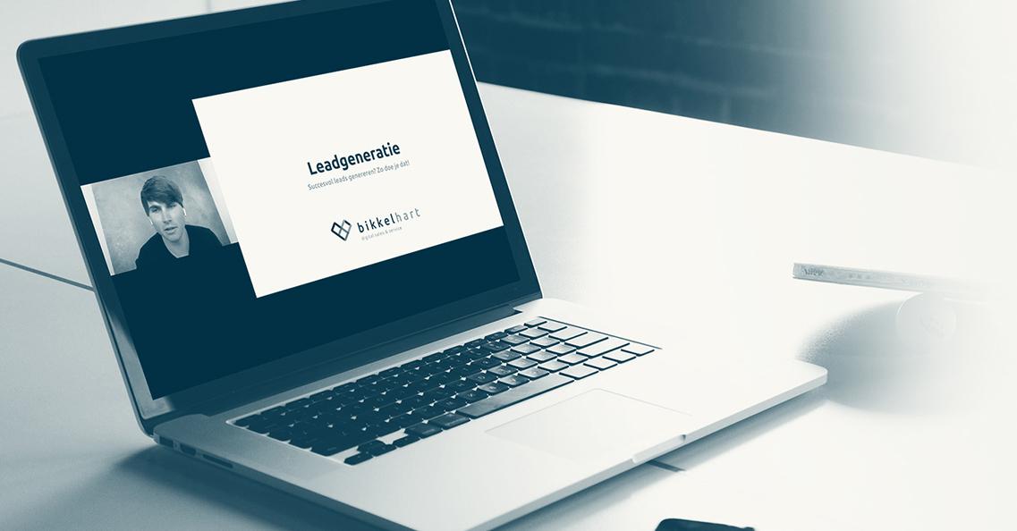 bekijk de webinar Leadgeneratie